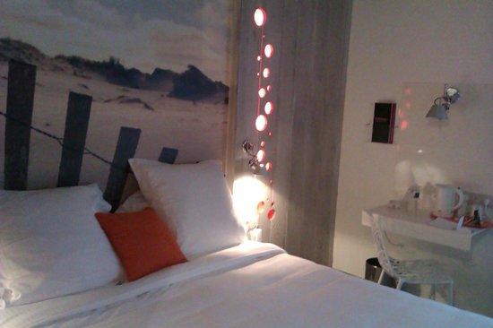 BEST WESTERN PLUS Karitza : chambre bien décorée