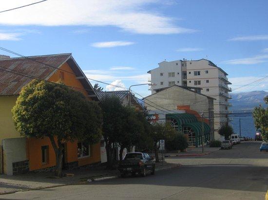 Hopa Home Patagonia Hostel: Ubicacion