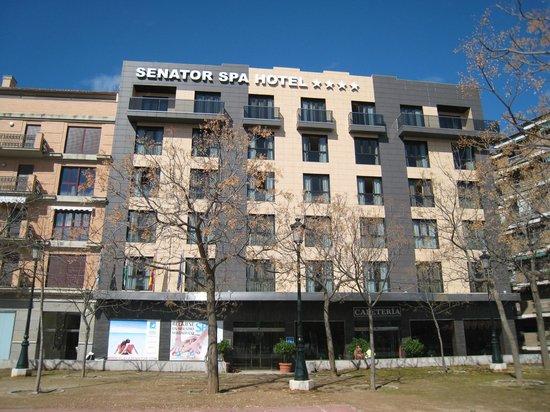 Senator Granada Spa Hotel: front