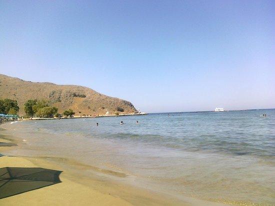 Georgioupolis Beach Hotel: plaża