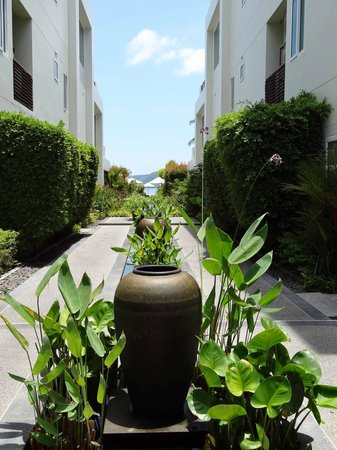Serenity Resort & Residences Phuket : les acces