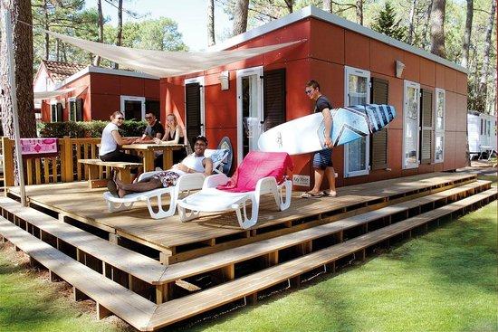 Lodge Sélection Picture Of Camping Le Vieux Port Messanges - Camping messanges le vieux port