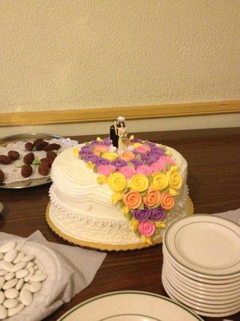 Patisserie Marie Beliard: gâteau pour notre mariage