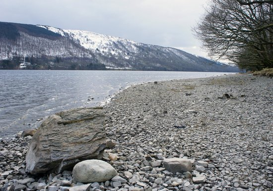Black Bull Inn and Hotel: Coniston Water