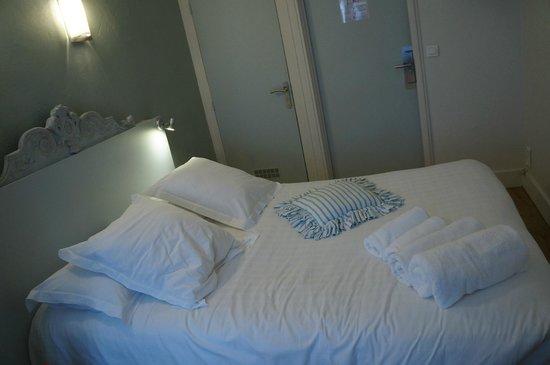 Hotel Saint-Pierre des Terreaux: chambre double