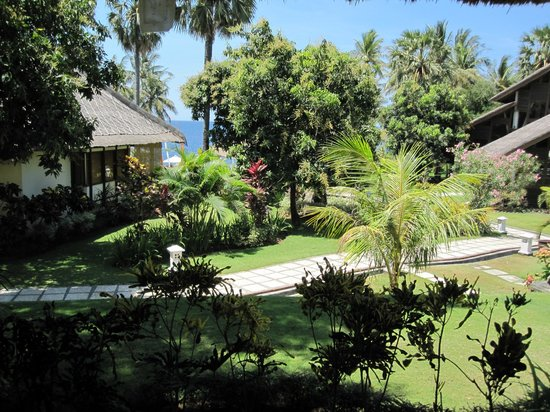 Siddhartha Ocean Front Resort & Spa: Aussicht