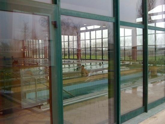 scorcio delle piscine interne