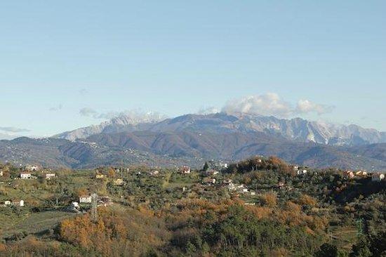 Tra Monti & Mare: Panorama dalla camera