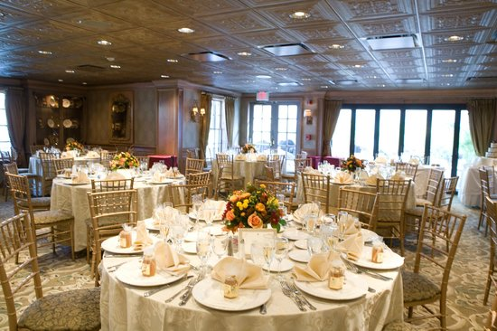The Grain House: Hunt Room - Banquet Room
