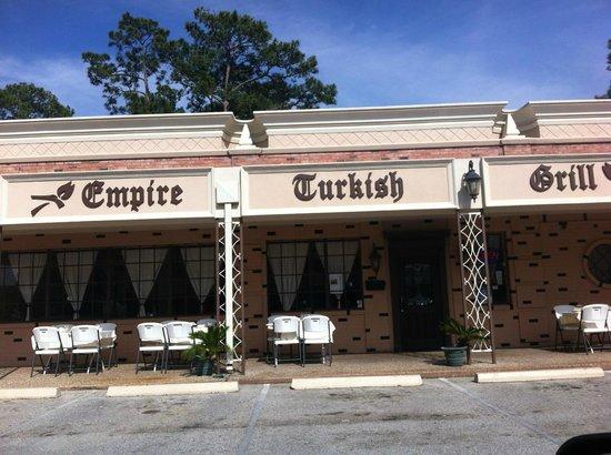 Empire Turkish Grill