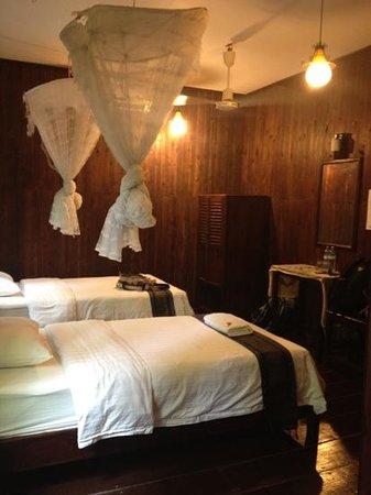 Bellevue Bungalows : standard room