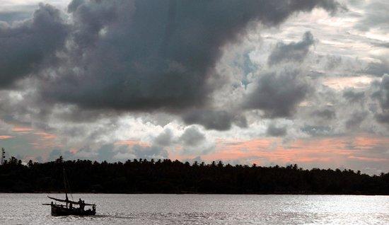 Mafia Island Lodge: Chole Bay facing Mafia