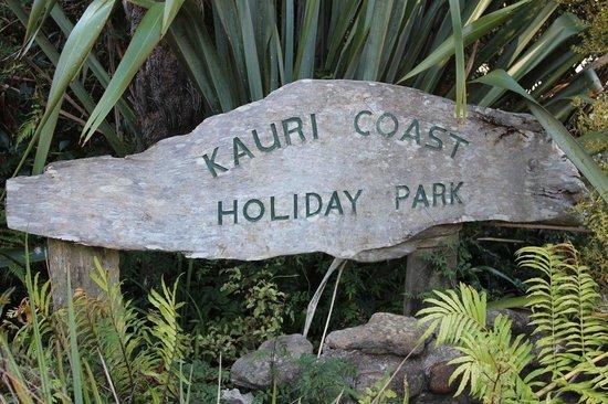 Kauri Coast Top 10 Holiday Park: Kauri Coast Holiday Park