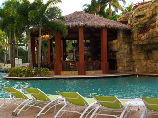Seminole Hard Rock Hotel Hollywood: Pool Bar