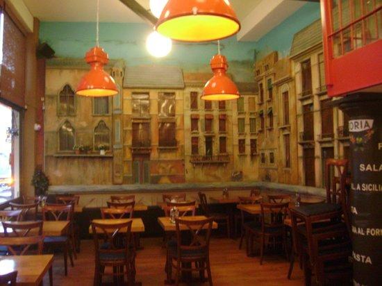 Doria Hotel Amsterdam: Doria Restaurant