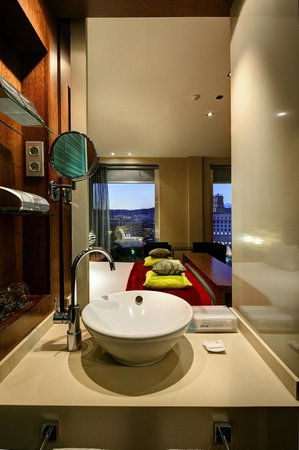 Olivia Plaza Hotel: Double room City View