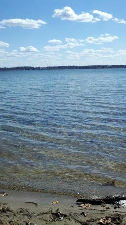 Pokagon State Park: Lake James