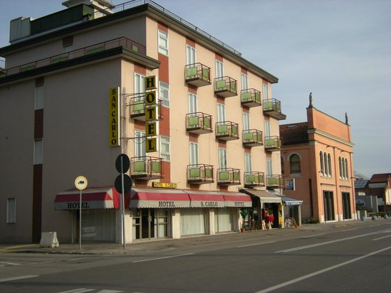 Hotel San Carlo : hotel