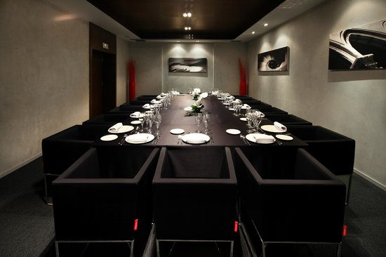 Hotel Olivia Plaza: Private lunch spaces