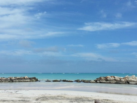 Sanctuary Cap Cana by AlSol: The Beach View