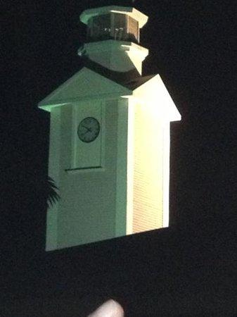 ClubHotel Riu Merengue: clock tower