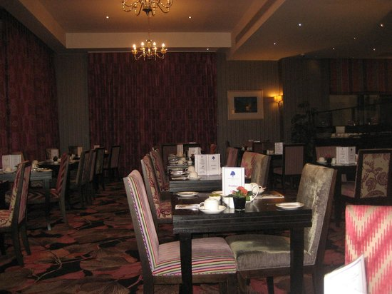 Ashling Hotel: Chesterfield Restaurant
