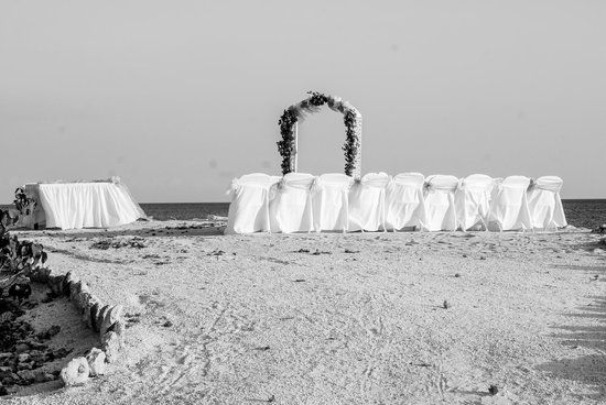 Coral Cove Resort: Wedding