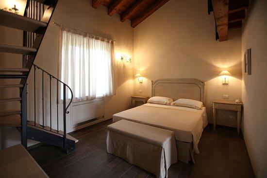 Fara Gera d'Adda, Italia: Camera Junior Suite