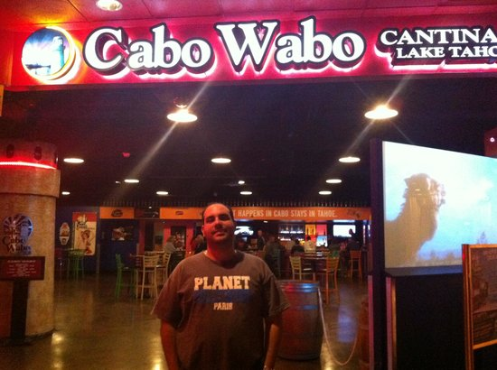 Harveys Lake Tahoe: Cabo Wabo