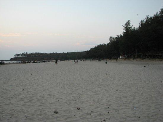 Sandy Kashid beach