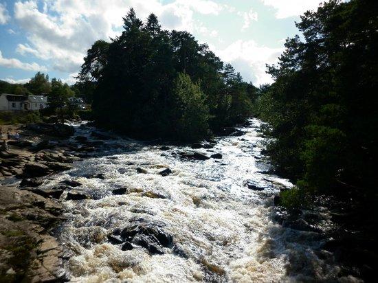 Dochart Falls - Beautiful