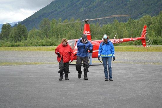 Alpine Air Alaska: great flight!
