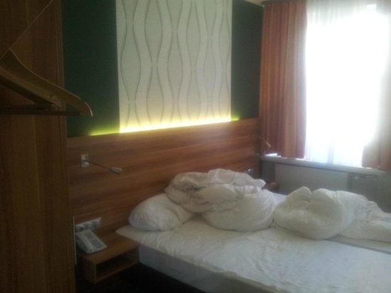 Hotel Marienbad: Room