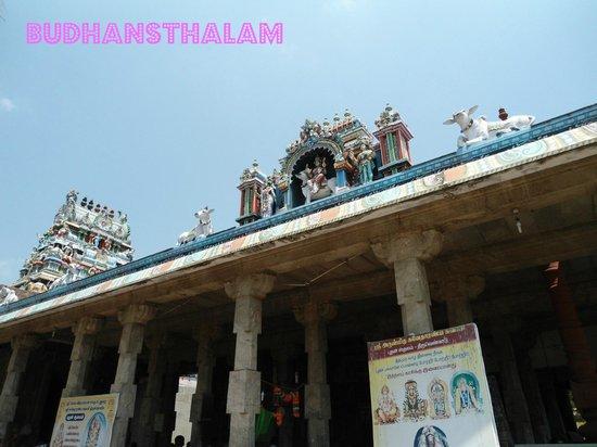 Swetharanyeswarar Temple: BUDHANSTHALAM