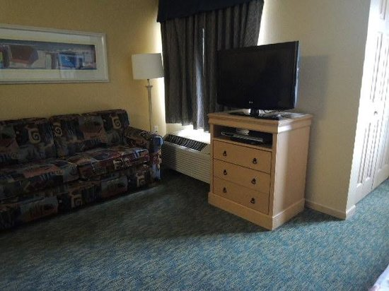 Extended Stay America - Orlando - Convention Center - Universal Blvd: TV