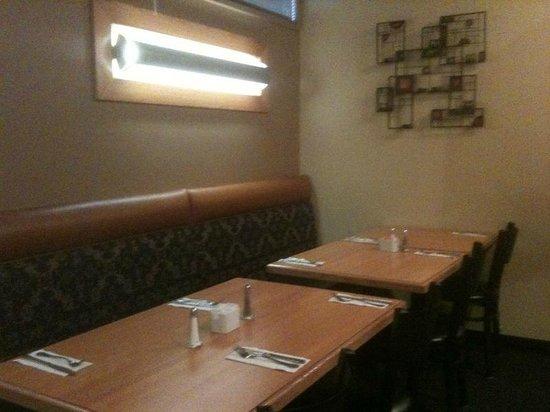 South Bonanza Buffet Company : inside restaurant