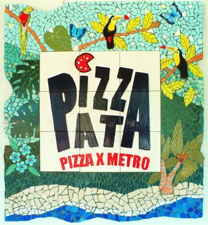 Pizza Pata By Meter