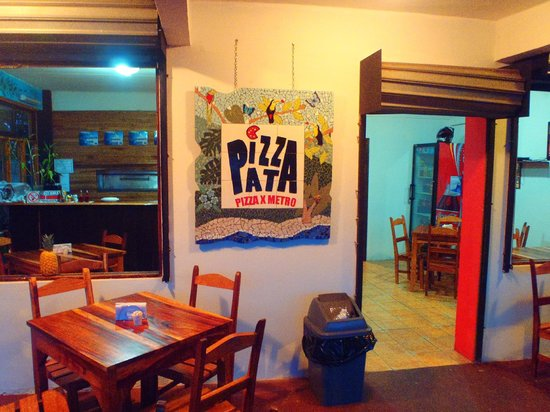 Pizza Pata: our small place