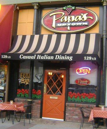 Papa S Italian Restaurant Prescott