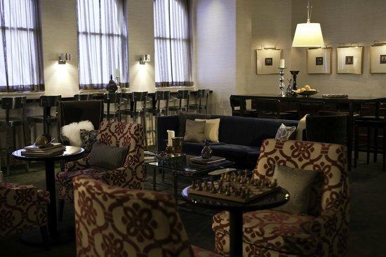 Concierge Lounge Picture Of Renaissance Pittsburgh Hotel