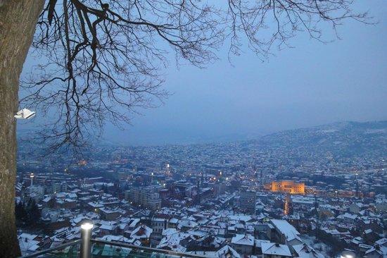 View fra Park Princeva