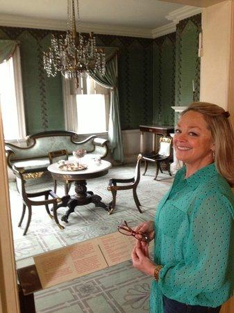 Morris-Jumel Mansion : Just like 1790s