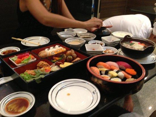 Fuji Japanese Restaurant - Jungceylon Patong: good quality and variety of japanese food