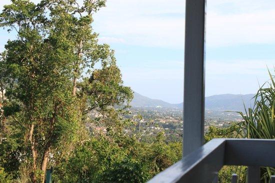 Neita's Nest: view on upper Kingston