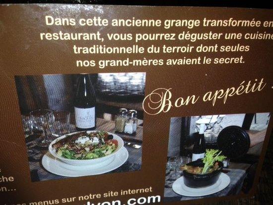 la cuisine de grand-mêre - picture of la grange de saint jean