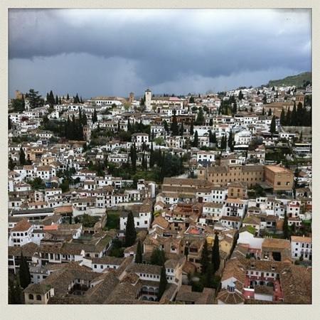 Granada Centro Hotel: vistas