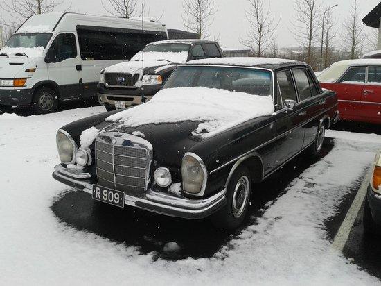 Hotel Laxnes: Mercedes W112