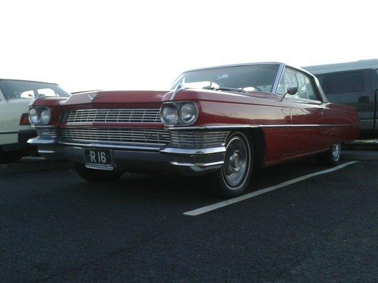 Hotel Laxnes: Cadillac Eldorado