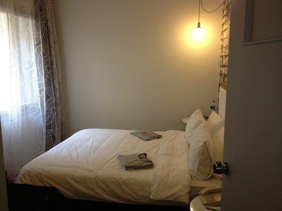 City Hotel Thessaloniki: Bedroom