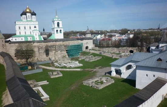 Pskov State Integrated Historical and Architectural and Art Museum Reserve